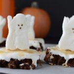 Halloween brownies | NoBiggie.net
