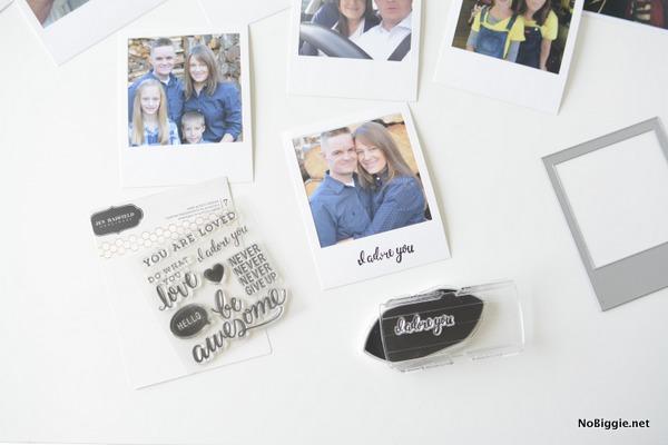 Make your own polaroids | NoBiggie.net