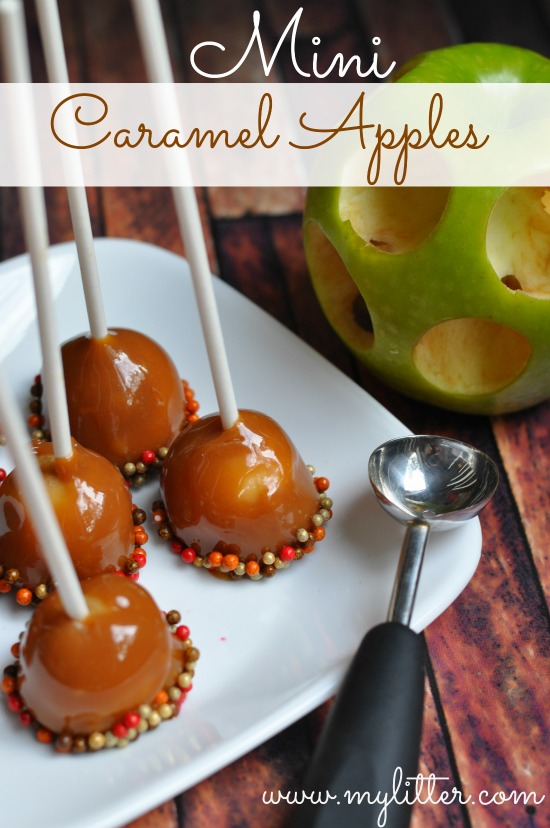 Carmel Apple Slices With Dip Activity For Kids