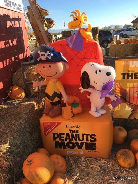 Peaunts Movie blowups | NoBiggie.net