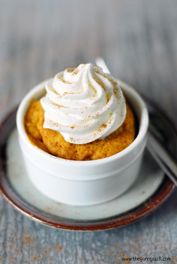 Oatmeal Cookie Dough Mug Cake