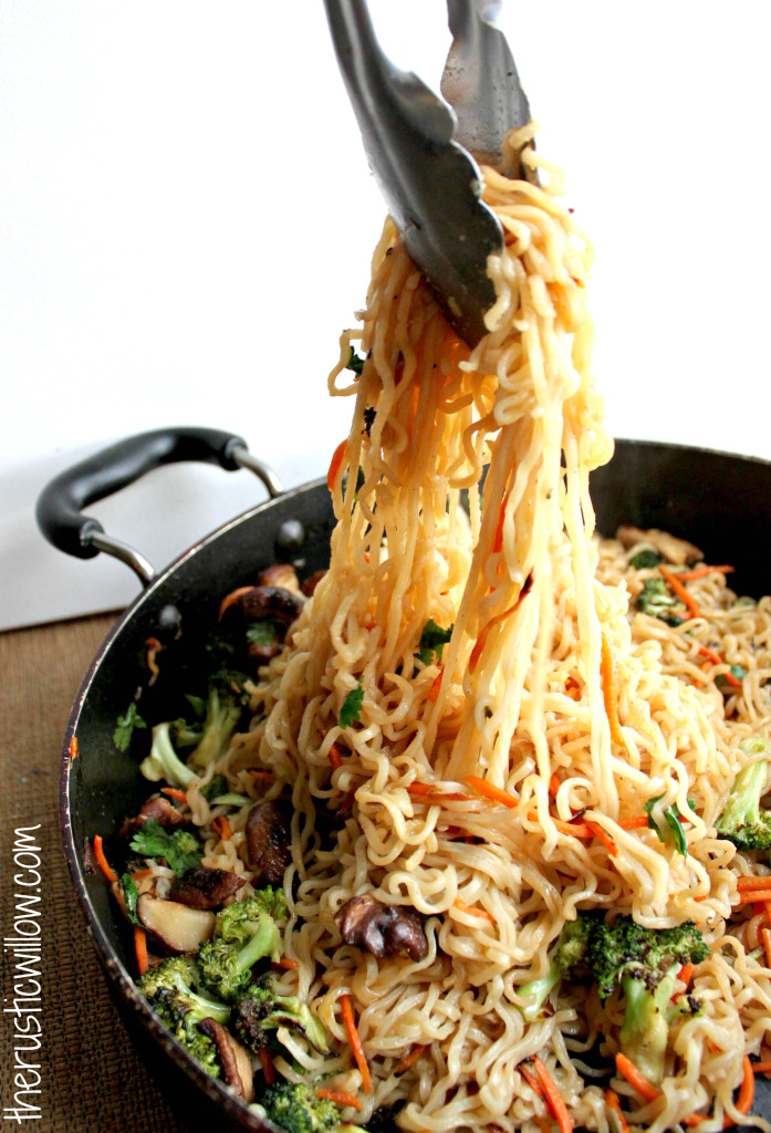 25 Ramen Noodle Recipes