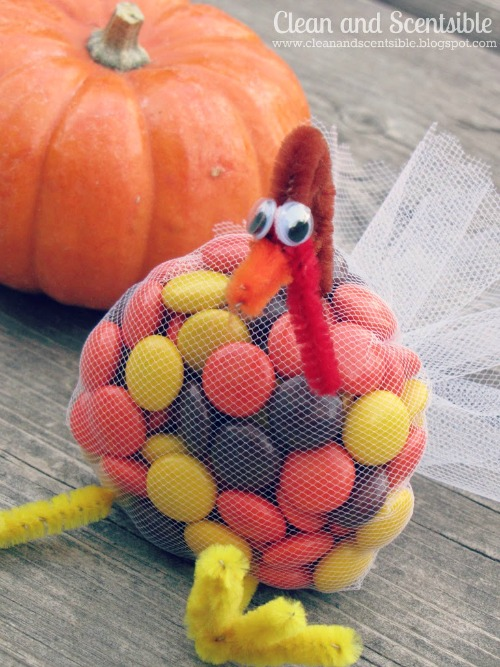 Resized Turkey Treats | 25+ Thanksgiving treats