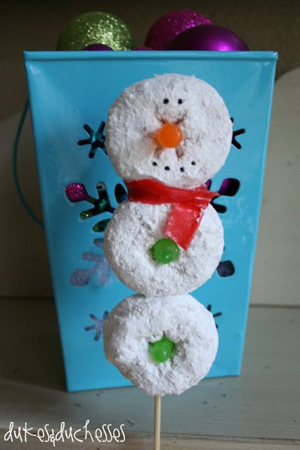 25 Snowman Crafts And Fun Food Nobiggie
