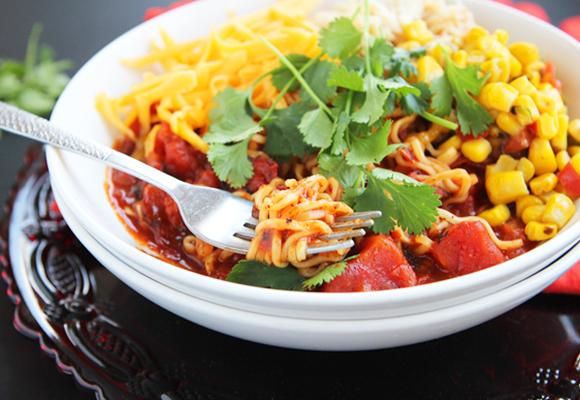 Taco Ramen   25+ Ramen Noodle Recipes