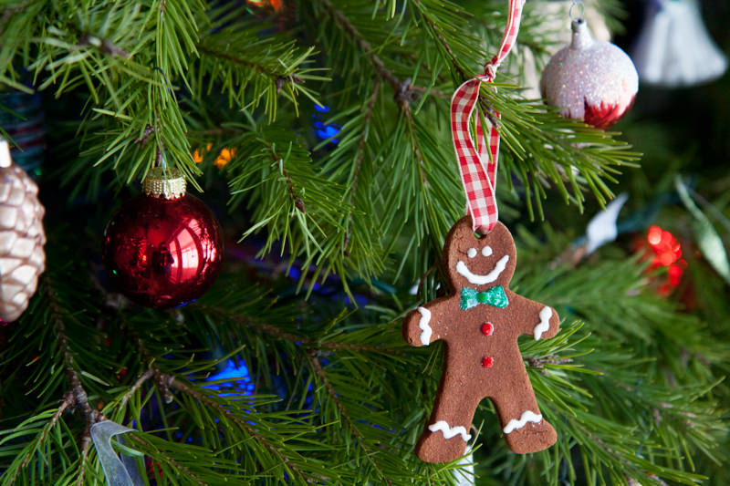 cinnamon dough ornaments | 25+ ornaments kids can make