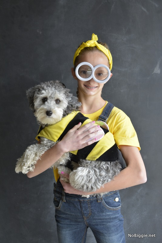 minion and bumble bee costume | NoBiggie.net