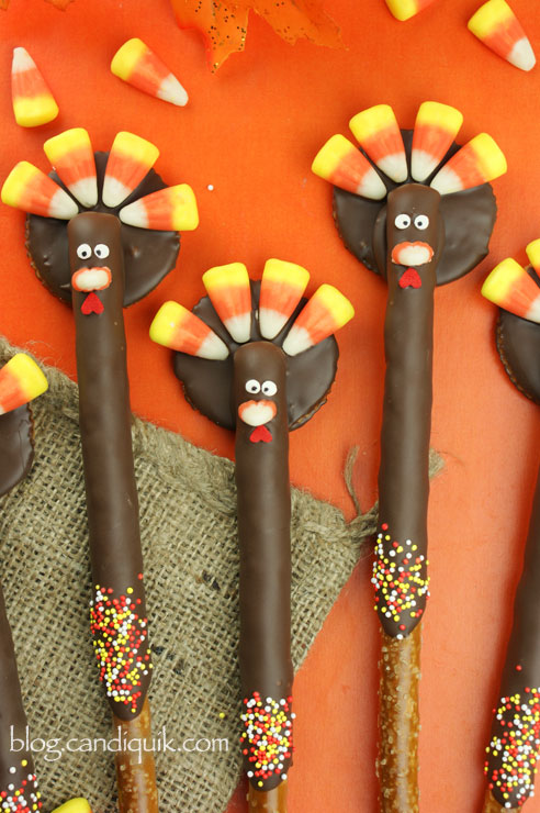 17 Creative and Tasty Thanksgiving Treats for Kids