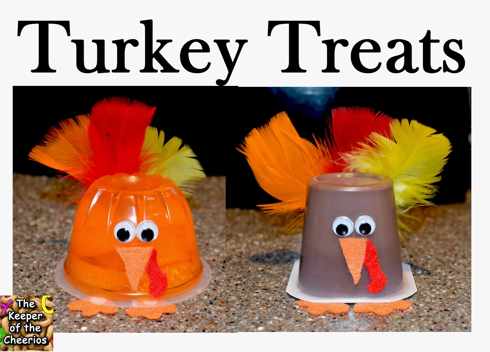 turkey treats | 25+ Thanksgiving treats