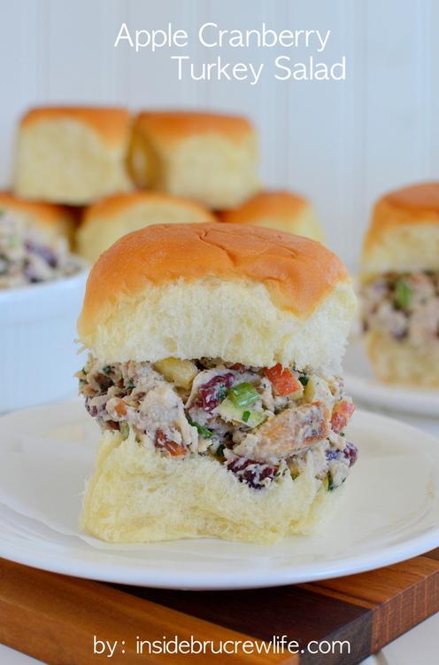 25 Leftover Turkey Recipes