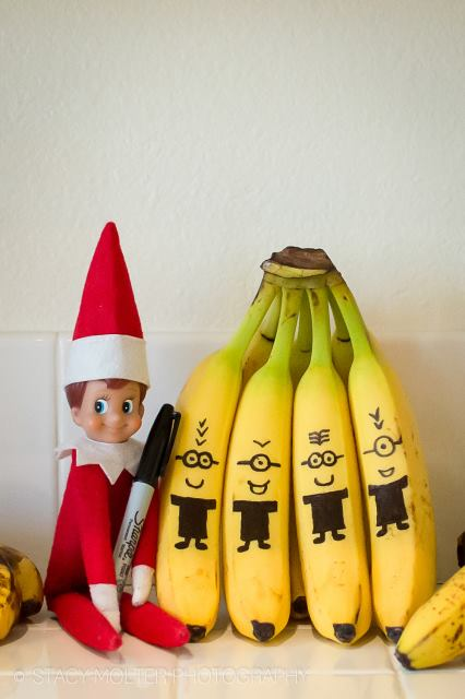 25+ Elf on the shelf ideas