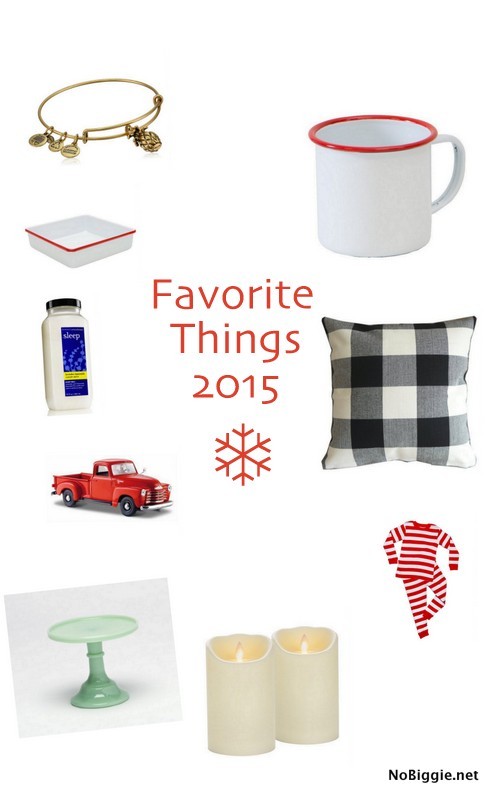 Favorite Things 2015 | NoBiggie.net