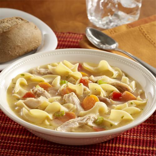 Leftover Turkey Noodle Soup - 25+leftover turkey recipes - NoBiggie ...