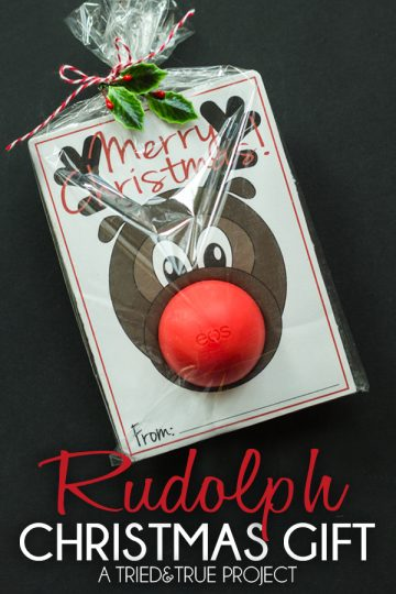 25+ Rudolph Crafts – Gifts and Treats
