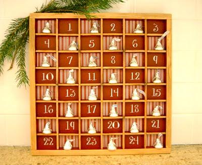 25 Christmas Advent Calendars