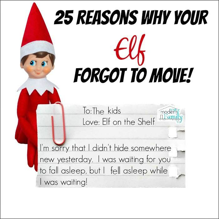 elf forgot to move | 25+ elf on the shelf ideas
