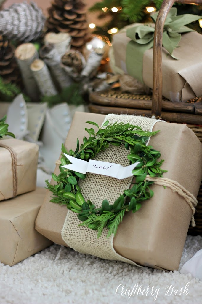 16 Unique DIY Gift Wrapping Ideas for Christmas - Style Motivation