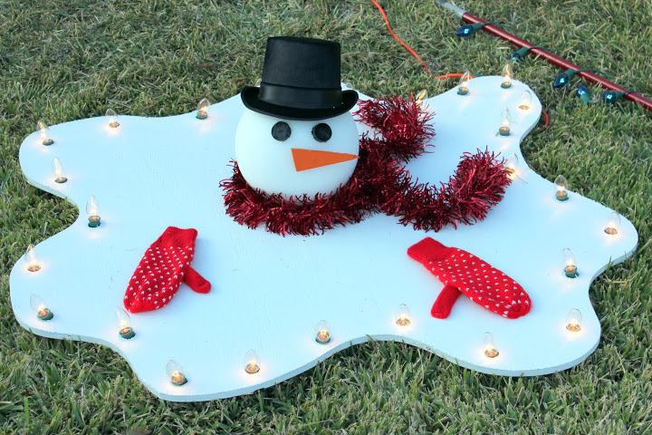 25 snowman crafts and fun food ideas for 36 countdown to christmas snowman yard decoration