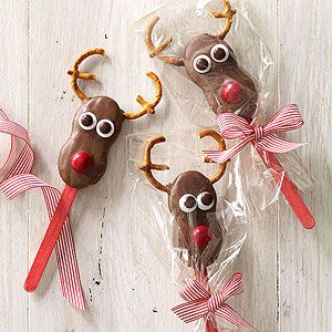 14 Cute Christmas Reindeer Craft and Food Ideas Kids will Love