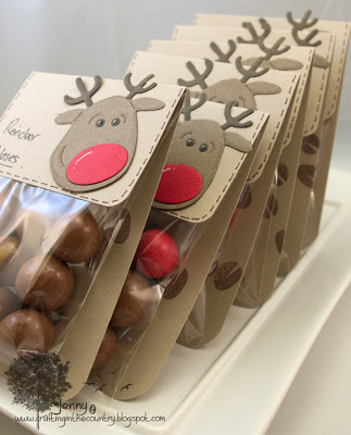 reindeer noses Christmas gift idea | 25+ Rudolph crafts, gifts and treats | NoBiggie.net