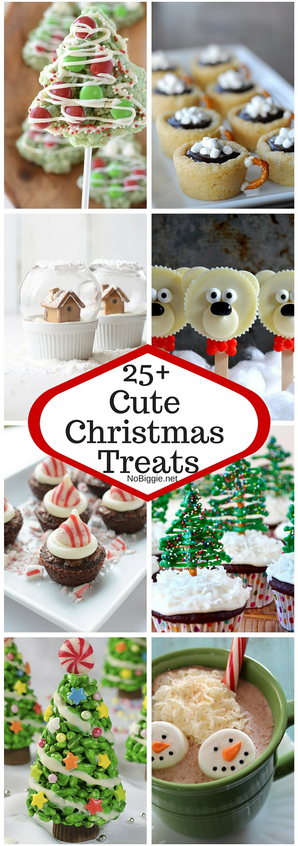 25 Cute Christmas Treats Nobiggie