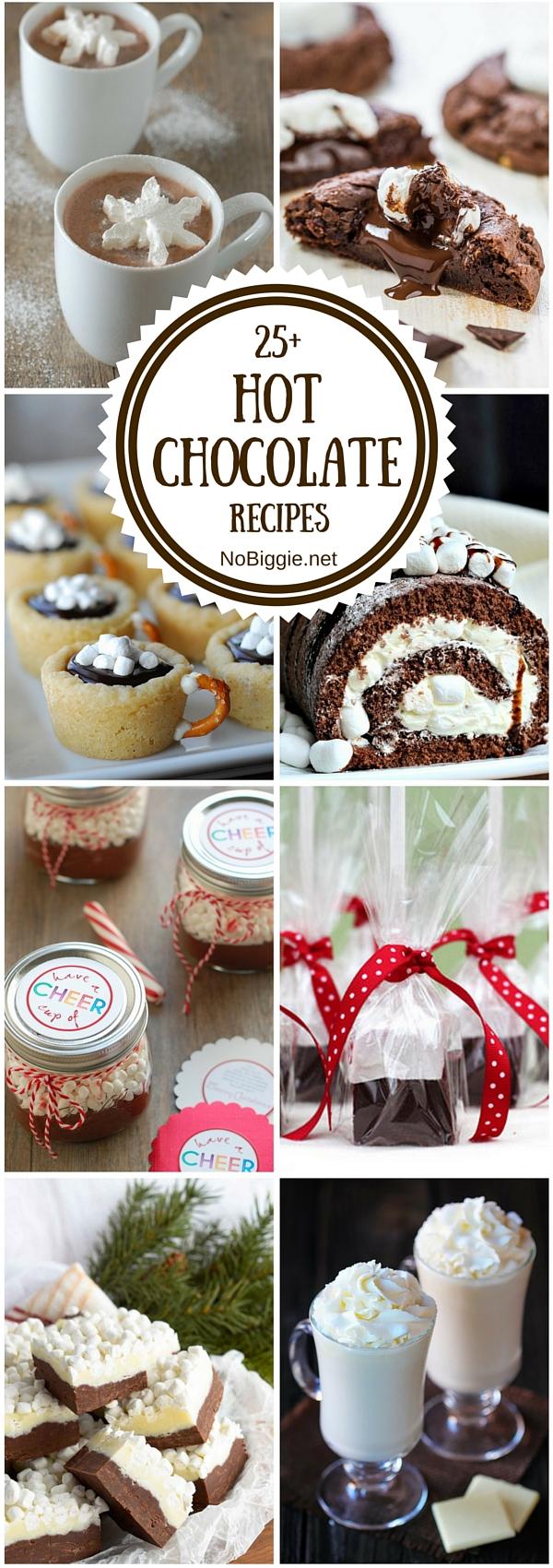 25+ hot chocolate recipes | NoBiggie.net