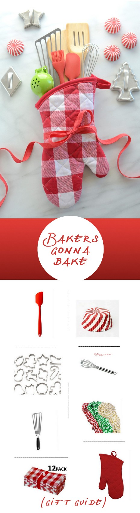 Bakers gonna bake gift guide | NoBiggie.net