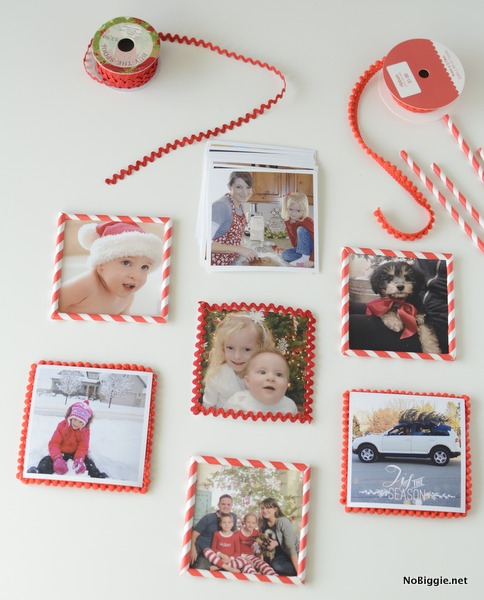 Christmas photo frames | NoBiggie.net