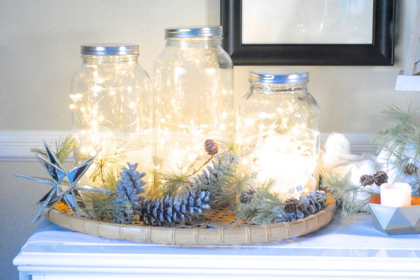 Fariy light jars