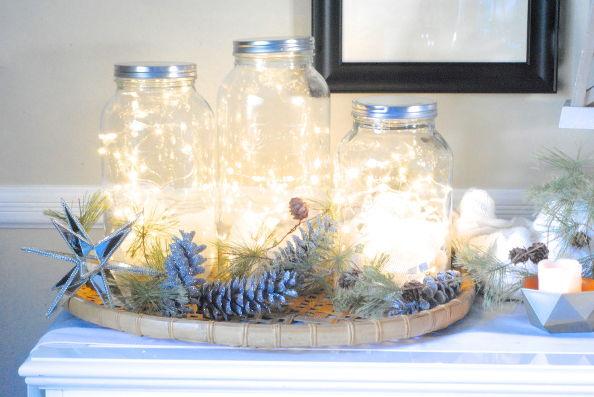 Fariy light jars