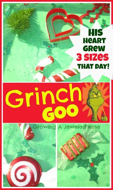 Grinch Goo | 25+ Grinch crafts and cute treats