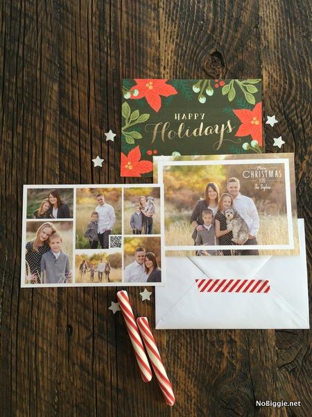 Kami Bigler Christmas card 2015 | NoBiggie.net