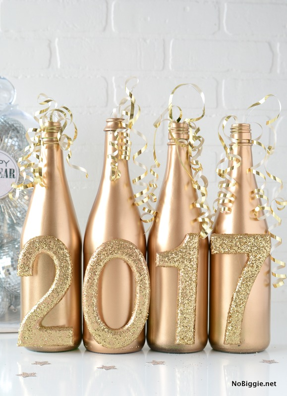 Easy New Years Eve Decor | NoBiggie.net