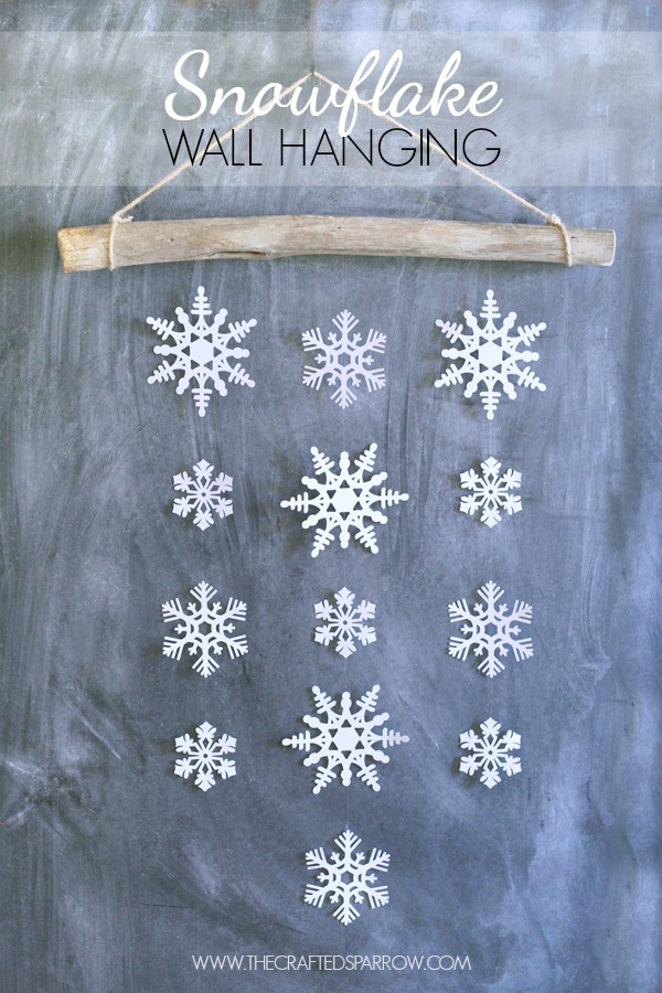 Home Decor: 16 DIY Winter Decoration Ideas