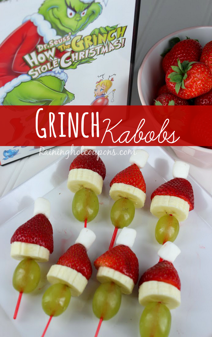 25+ Grinch Crafts and Cute Treats