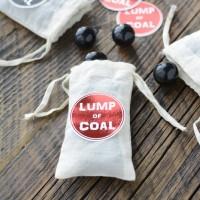 Lump of Coal printable tags