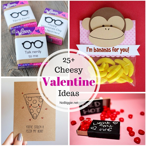 25+ Cheesy Valentine Ideas | NoBiggie.net