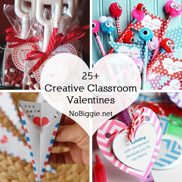 +25 creative classroom valentine ideas | NoBiggie.net
