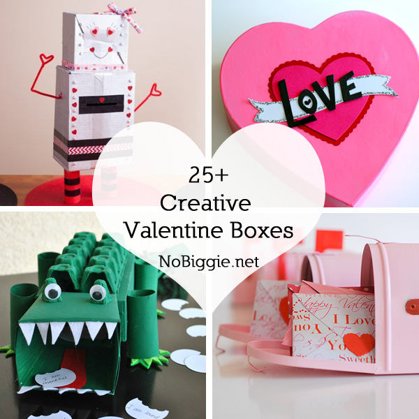 25 Creative Valentine Box Ideas NoBiggie.net