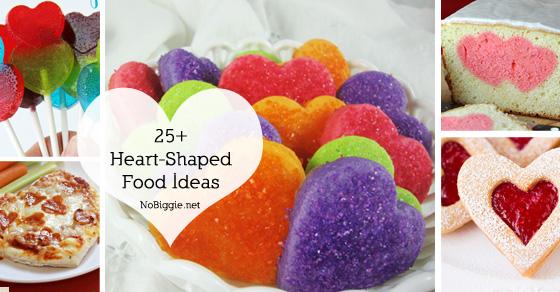 25+ ideas for heart shaped food | NoBiggie.net