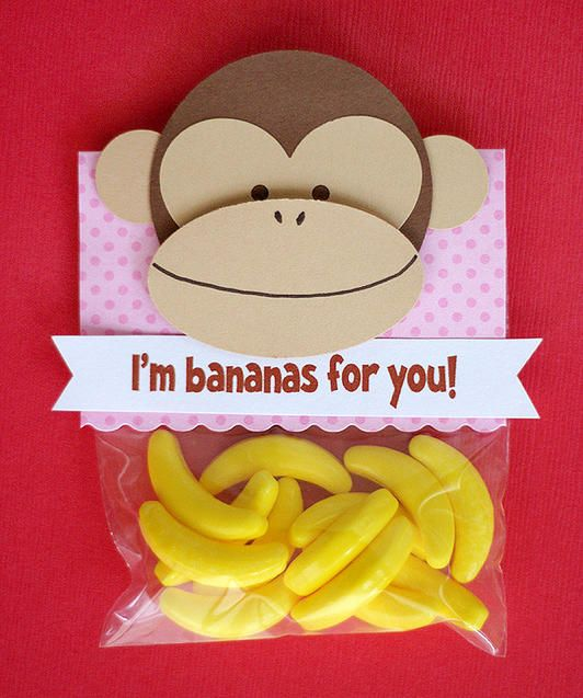 I'm bananas for you!