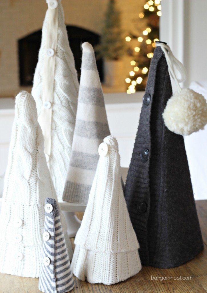 25 Sweater Crafts