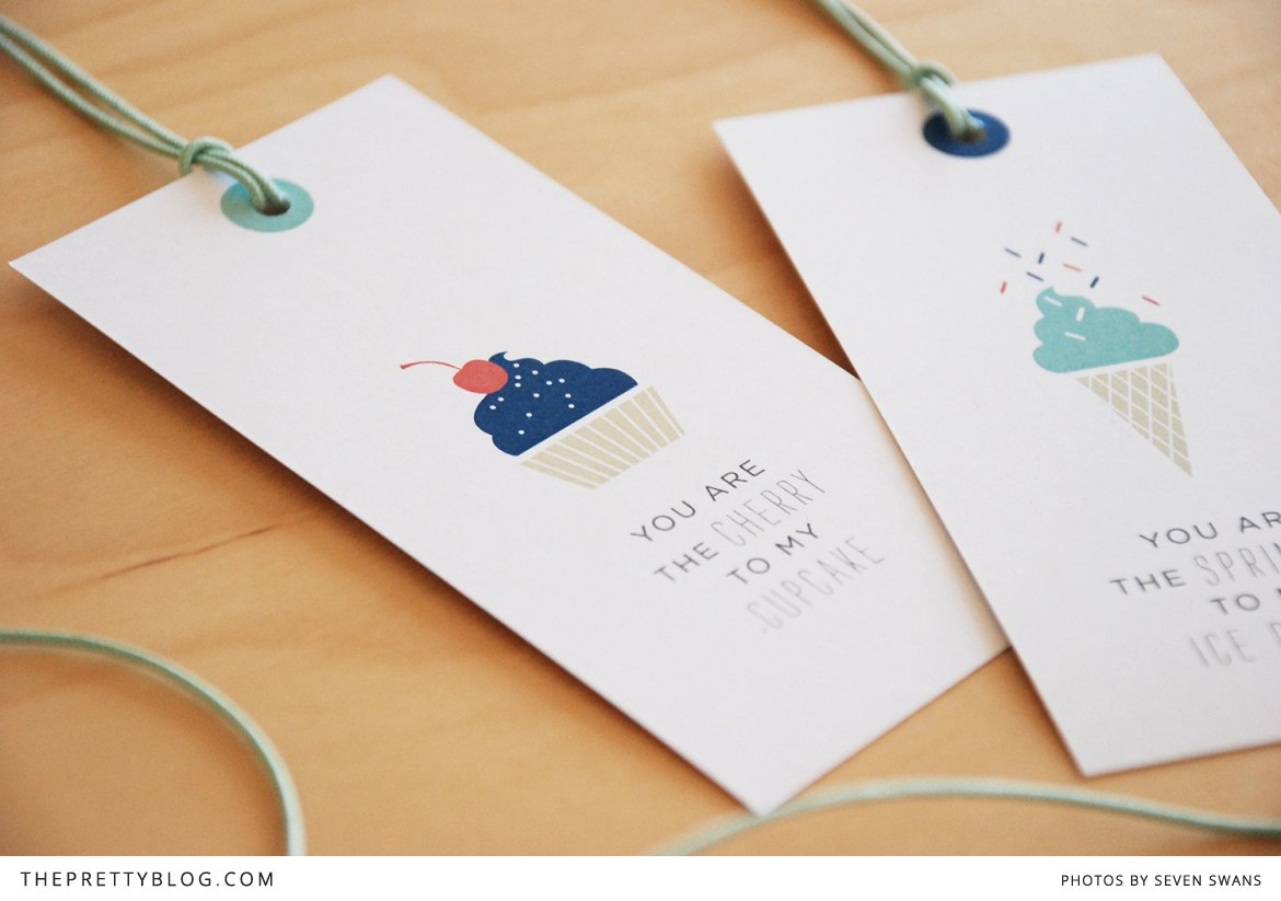 You are the Sweetest-Valentine tags