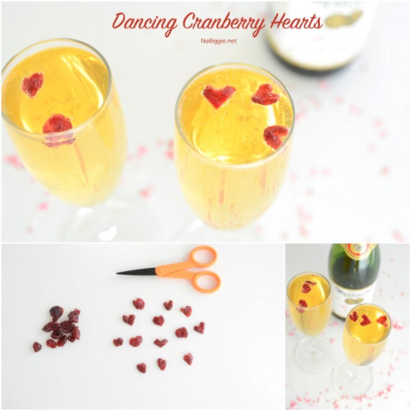 learn how to make Cranberry Hearts dance! | Watch the vide on NoBiggie.net