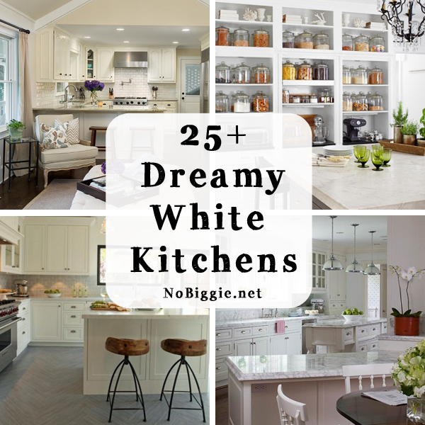 25+ dreamy white kitchen ideas | NoBiggie.net