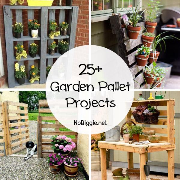 25+ garden pallets projects | NoBiggie.net