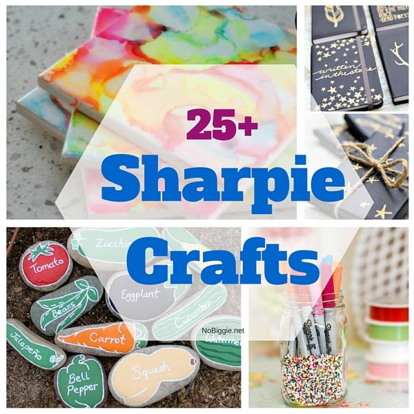 25+ Sharpie Crafts | NoBiggie.net