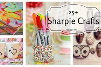 25+ Sharpie Crafts