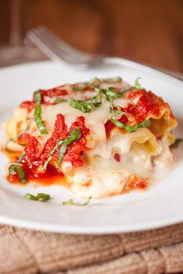 Caprese Lasagna Roll Ups   25+ Lasagna Recipes