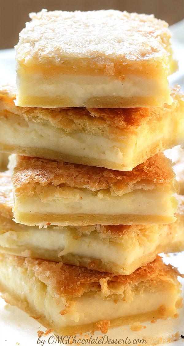Just Ordinary Cheesecake Bars | 25+ Cheesecake Recipes